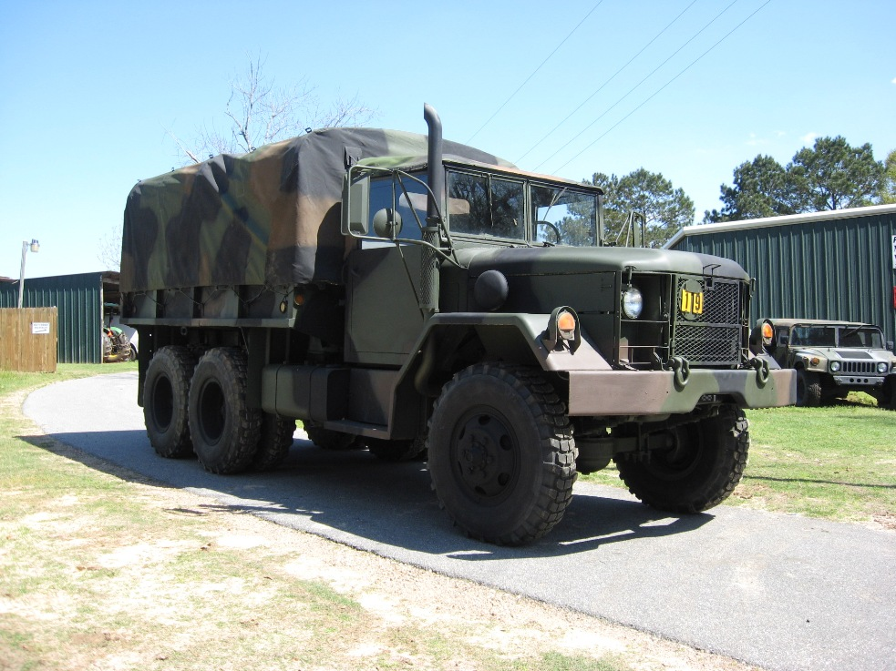 Deuce And A Half Camper >> Russell's Military Vehicles - check out just some of our new parts at this sight www ...